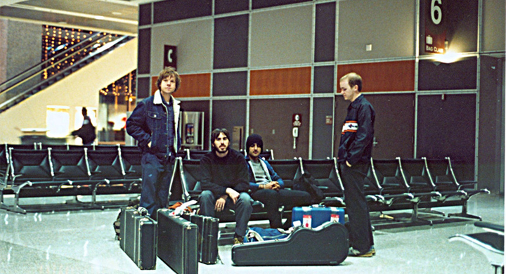 Explosions In The Sky Touring